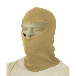 BLACKHAWK HEAVYWEIGHT BALACLAVA WITH NOMEX®, Flash and Flame-Resistant, available in Black, Coyote Tan and Foliage Green, 333002