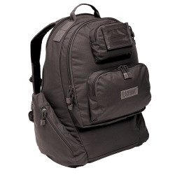 BLACKHAWK LAPTOP BACKPACK, 500 denier nylon ripstop, Removable, adjustable sternum strap with side-release buckles, Adjustable, padded shoulder straps with non-slip material, Padded laptop compartment with waterproof zipper, 60LP00