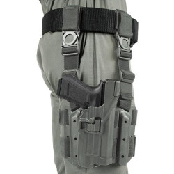 Blackhawk! SERPA® Level 3 Light Bearing Tactical Holster, available in Black and Foliage Green 4307