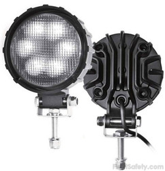 6-LED Flood Light by Brooking Industries