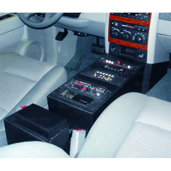Durango 2007-2009 Police Console by Jotto Desk