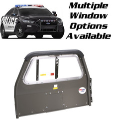 Interceptor Sedan Police Prisoner Partition Cage by Progard