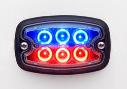 Whelen M2 LED Flush Surface Mount Light Head