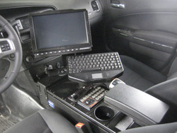 Charger Police Console 24 Inch by Havis 2011-Present