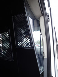 Havis Ford Transit Van Cage Front Partition P-FRONT-4 for window van with medium roof and side sliding door