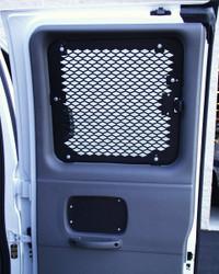 Chevy G-Series Van 8 Window Guard Kit by Havis 1997-2018