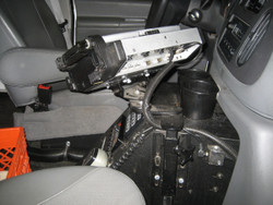 E-Series 1997-2013 Vehicle Specific 18 inch Console by Havis