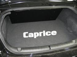 Charger, Caprice and Interceptor Sedan Taurus Premium Fold Down Trunk Tray by Havis