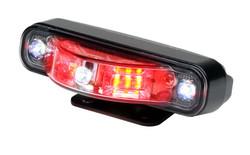 Whelen IONV3 ION™ V-Series Universal Mount and Dash Deck LED® Warning, Puddle, Takedown Light