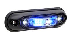 Whelen IONSV3 ION™ V-Series Flush Surface Mount LED Light Head for Warning, Puddle, Takedown