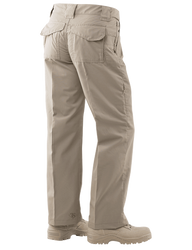 Tru-Spec 24-7 SERIES® Women's Classic Tactical Pants, Extra deep front pockets, Expandable back pockets with hook & loop closure, available in khaki, navy and black, 1192