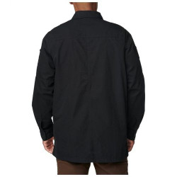 5.11 Tactical Frontier Button-Down Shirt Jacket, Pullover, available in Black, or Tundra 72497