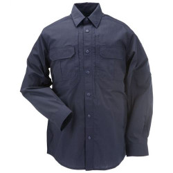 5.11 Tactical TacLite Pro Long Sleeve, Button-Down Shirt, available in Black, Khaki, Charcoal, TDU Khaki, TDU Green, Battle Brown, Coyote,  White, Storm, or Dark Navy 72175
