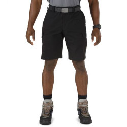 5.11 Tactical MEN'S 5.11 STRYKE® SHORTS, Flex-Tac® ripstop fabric, Fixed waistband, Multi-purpose thigh pockets, Low-profile cargo pockets, 73327