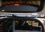 Sound-off Ford Police Interceptor Utility SUV (Explorer) n-Force Rear Windshield Facing Interior LED Light bar ENFWBRF, Dual (2) colors per light-head, includes shroud to reduce flash-back