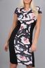 Lovato Illusion Bodycon Dress