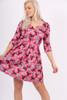 Blakely Floral Britt Skater Dress