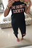 Black The Do Bits Society T Shirt