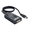 Tripp Lite - USB 3.0 to VGA-DVI Adapter, 512MB SDRAM 2048x1152
