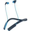 Skullcandy Method Bluetooth Earbuds Navy/Blue/Blue