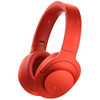 Sony h.ear on Wireless NC Headphones in Red