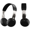Skullcandy - Grind Bluetooth Headphones in Black/Chrome/Black