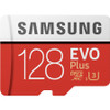 Samsung 128GB EVO Plus Class 10 UHS-I microSDXC U3 with Adapter