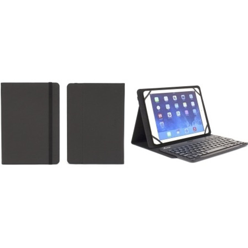 M-Edge - Universal Folio Plus Pro for XL Devices in Black