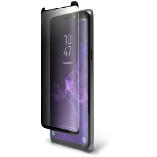 BodyGuardz - Arc Privacy Curved Tempered Glass for Samsung GS9