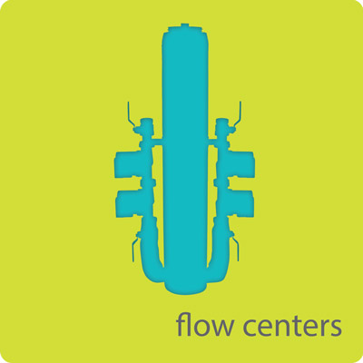 Flow Centers & Pumps