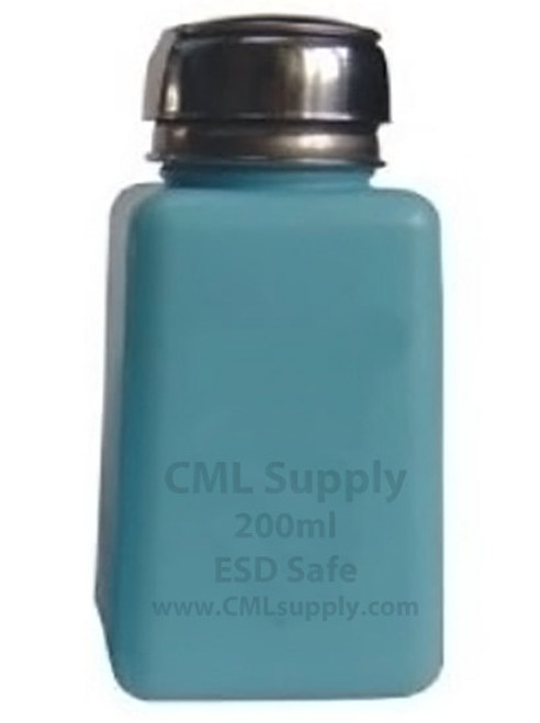 ESD Safe Pump Bottle