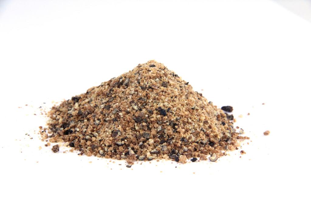 Slavo Salt All Purpose Original Seasoning Ingredients: kosher salt, fresh garlic, black peppercorn