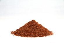 Slavo Salt Spicy Seasoning  Ingredients: fresh garlic, kosher salt. cayenne, chipotle, smoked paprika and chilies