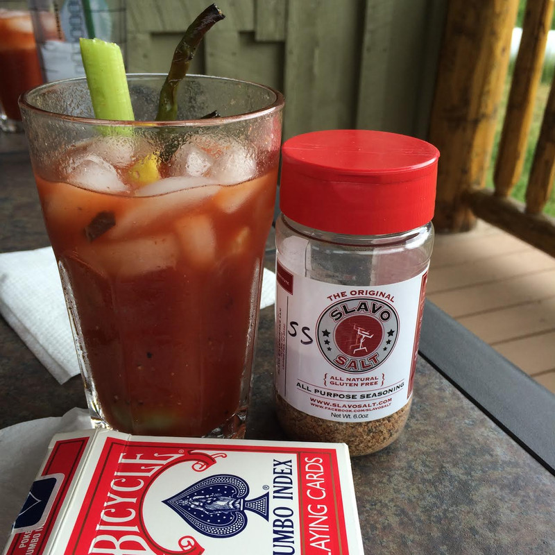 Slavo's Bloody Mary