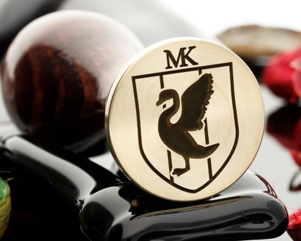 Wax Seal Company or Personal Design size 30mm