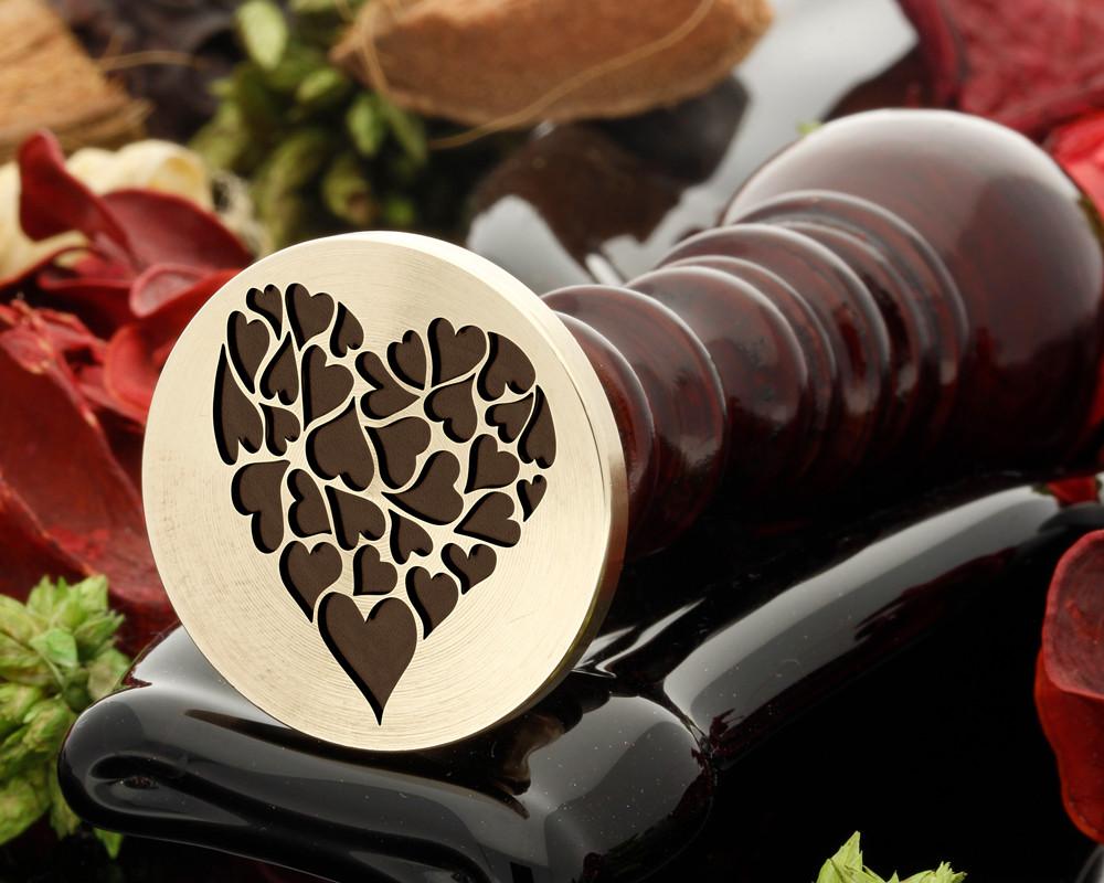 Heart of Hearts Wax Seal