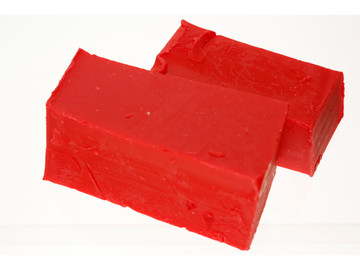 Bright Red Bottle Sealing Wax