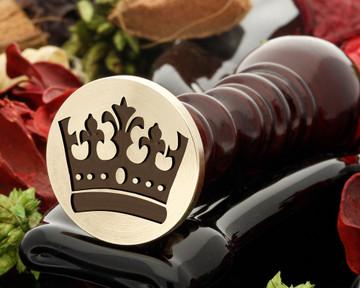 Crown 18 wax seal