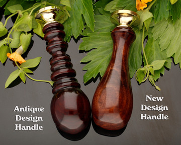 Celtic Wedding Leaves Design Wax Seal