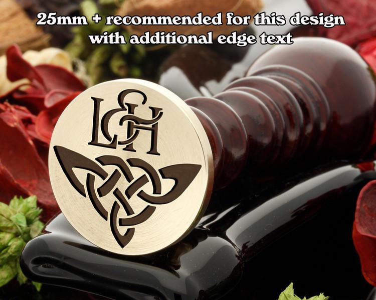 Celtic Wax Seal D15