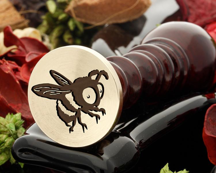Bee D1 wax seal