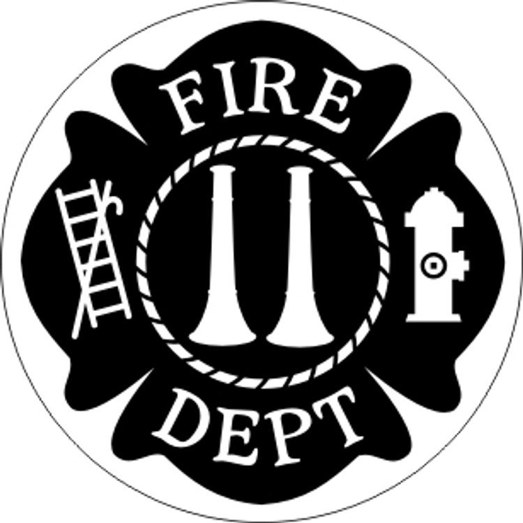 FIRE DEPT 6 from 25mm