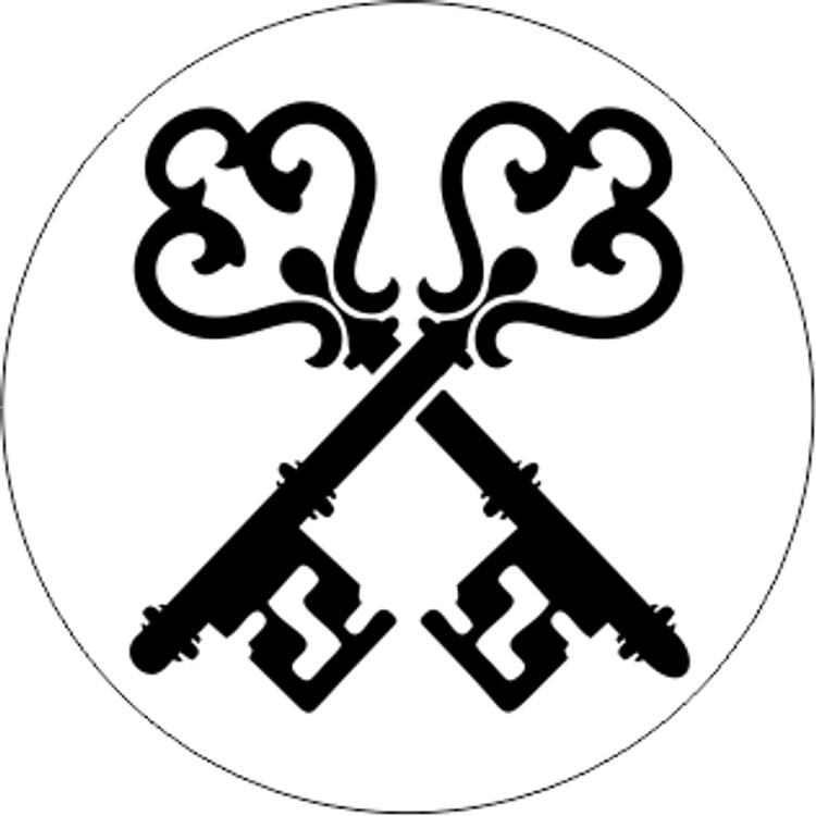Steampunk Crosskeys