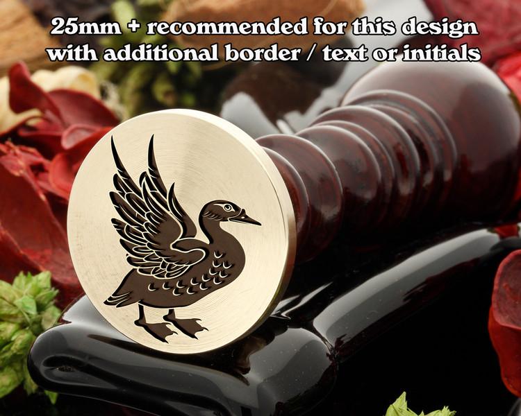 Goose Wax Seal Stamp
