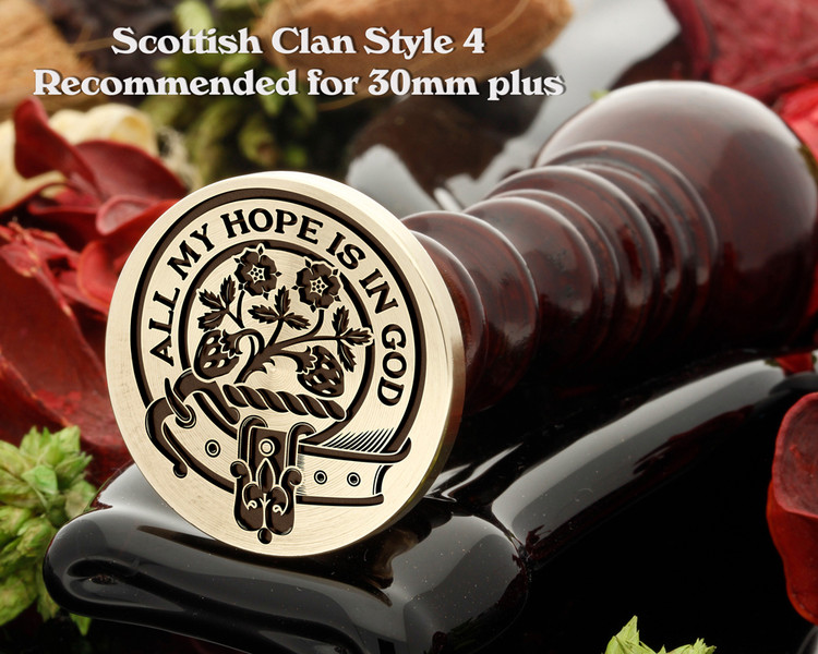 Fraser Scottish Clan D4