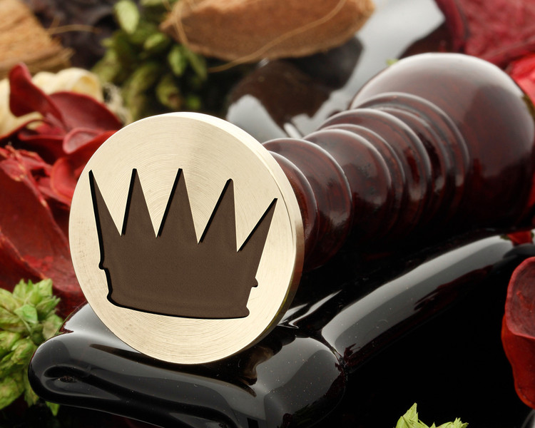 Crown 2 Wax Seal
