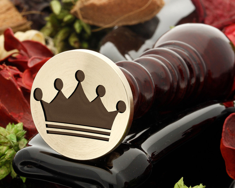 Crown 4 Wax Seal