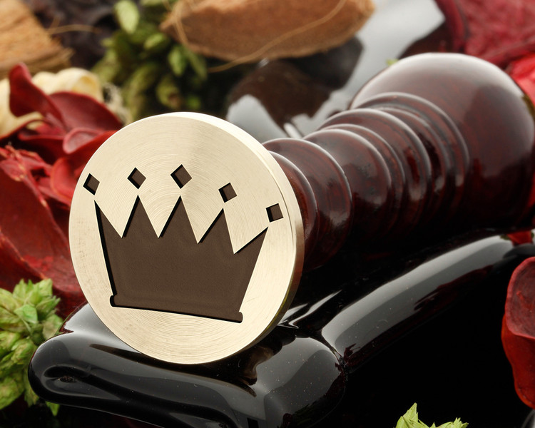 Crown 5 Wax Seal