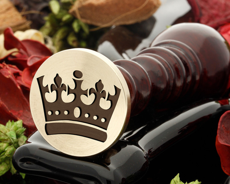 Crown 9 Wax Seal