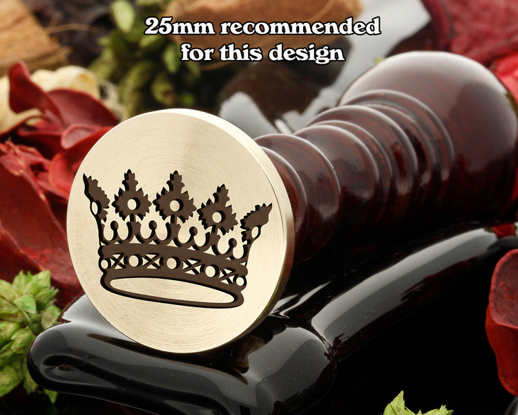 Crown 10 Wax Seal